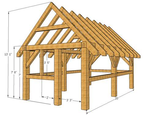 Timber Frame Shed Design by Oko Bi 8x8 Wood Shed 4x6 Frames