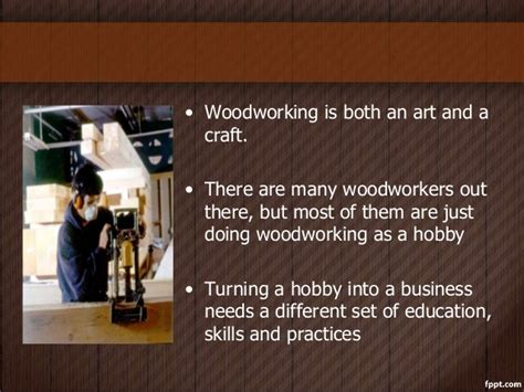 start a woodworking business woodworking business tips how to start a profitable