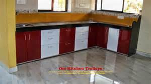 kitchen trolley designs om kitchen trolleys modular kitchen trolleys