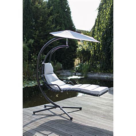 Gartenmöbel Hängesessel by H 228 Ngesessel Swing Mit Sonnendach Kaufen Bei Hellweg De