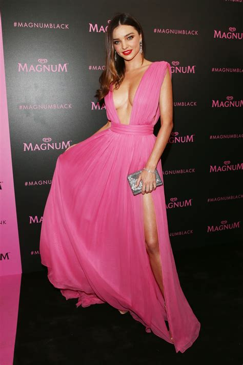 Miranda Kerr   Magnum Pink and Black Launch at Magnum Beach   Cannes, May 2015