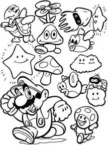mario brothers coloring pages coloring pages mario bros coloring pages