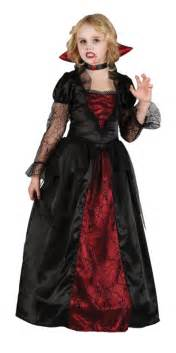 vampire dress for halloween girls vampire princess halloween horror fancy dress party