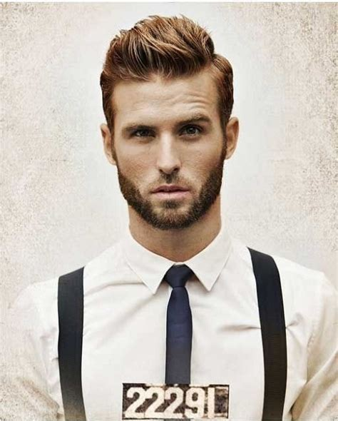 gentlemens cut hairstyle 31 inspirational short hairstyles for men
