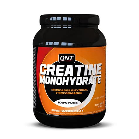 creatine q and a creatine monohydrate qntsport