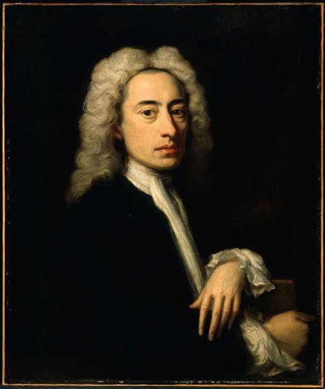 biography english poets life of alexander pope 1688 1744 biography