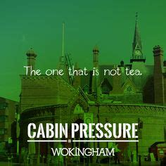 Cabin Pressure Limerick by Cabin Martin O Malley And T Shirts On