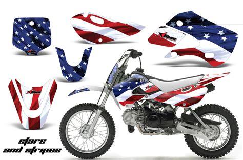 Decal Motor Kawasaki Klx Bf Stripe Line 1 suzuki motocross graphics kit suzuki mx graphics sticker kit for drz 110 03 13