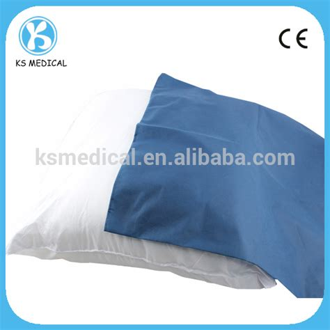 Disposable Pillow Covers by Pp Non Woven Disposable Neck Pillow Cover Pillow