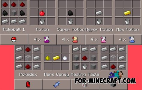 pokecube minecraft pe mods addons pokecube pe v4 mod for minecraft pe 0 10 5 187 page 2