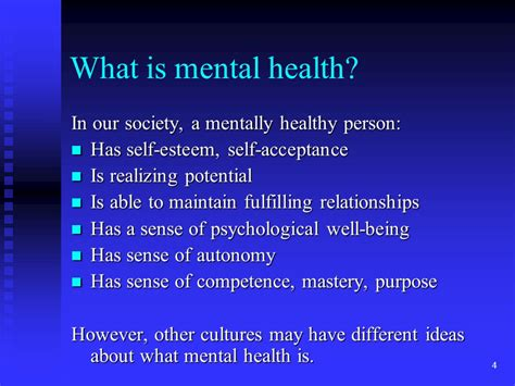 what is sectioning in mental health mental health and illness ppt video online download