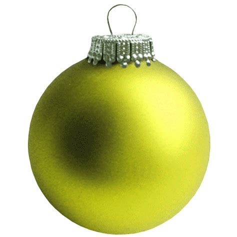 free christmas baubles png yellow bauble transparent background