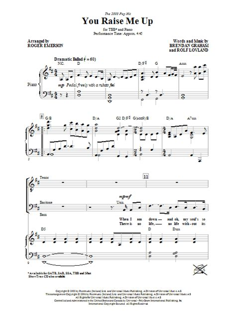 carrie underwood you raise me up choral octavo inspirational search results sheet