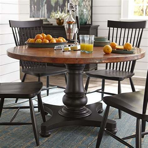 copper dining room tables 28 images copper dining room custom dining 54 quot round copper dining table copper