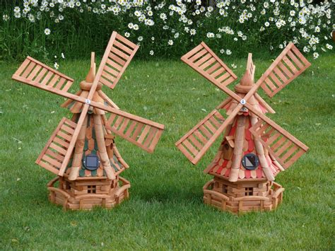 Handmade Windmill - windmills garden ornaments handmade wooden products