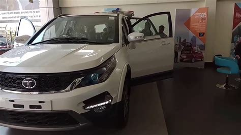 hex color for white tata hexa xt white color a glance