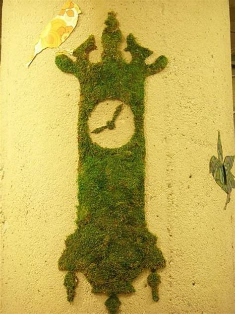 incredible moss graffiti art