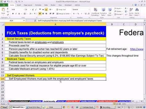 Social Security Spreadsheet by Social Security Benefit Calculator Excel Spreadsheet