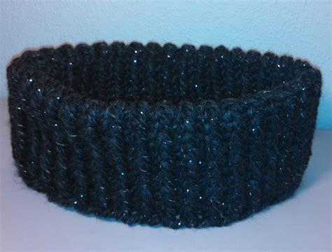 Loom Knit Headbands 183 A Knit Or Crochet Headband