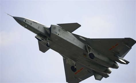 Chinese J-20 stealh jet [2.200px × 1.346px] : MilitaryPorn J 20
