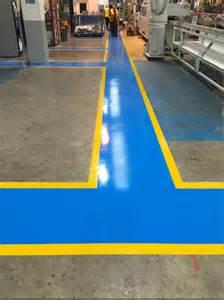 the importance of resin floor demarcation impact flooring