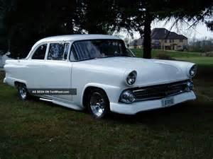 1955 Ford Cars 1955 Ford Custom
