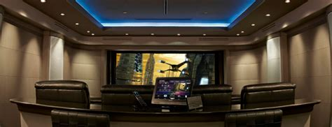 crestron home theater home automation crestron control4