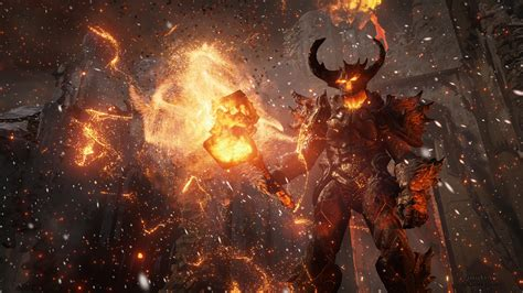 wallpaper unreal engine   game engine demon face