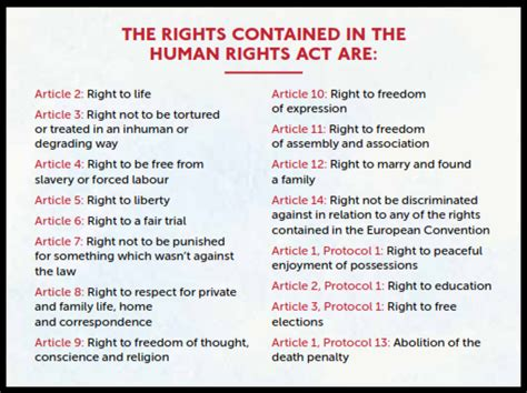 the human rights act mental health and human rights what have human rights