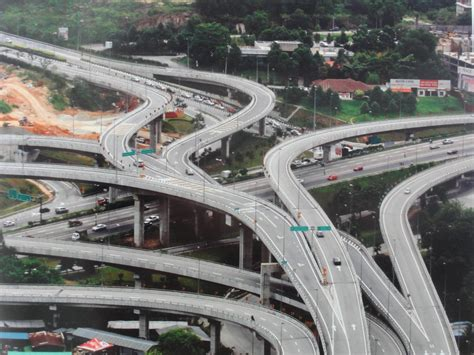 road ban new year 2014 malaysia seven highways worth rm20bil expected to start work next