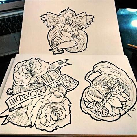 new school tattoo michigan resurreccion tattoo old school designs resurrecci 211 n
