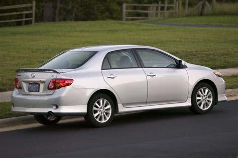 2006 Toyota Corolla Recalls Corolla May Be Next On Toyota Recall List 2006 Toyota