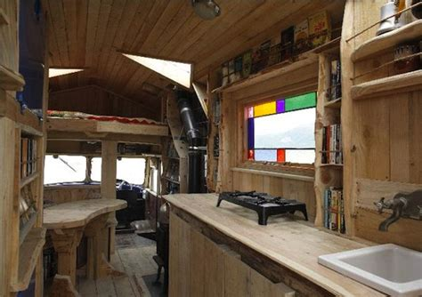 Home Design Eugene Oregon tiny house built on a 1954 goddess firetruck wooden