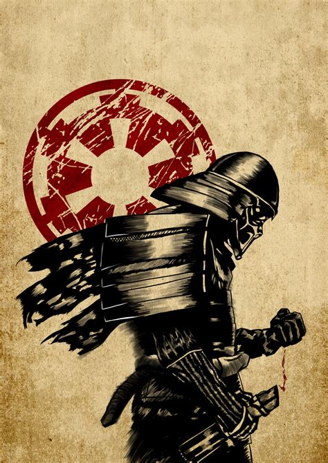 samurai vader by fear229 on deviantart