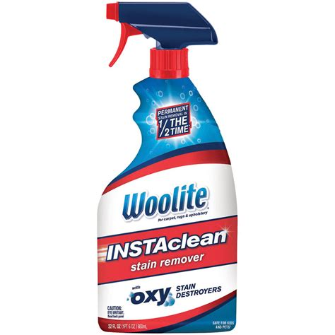 Sanitary Rug Cleaners Coupon by Bissell Woolite Oxy Carpet Cleaner Stain Remover