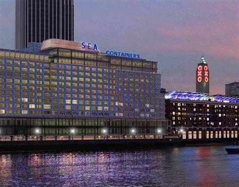 mondrian london  sea containers unveils curzon