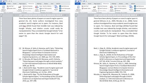 template for ieee paper format in word details features 171 docear