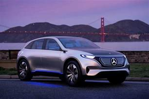 Electric Mercedes Mercedes Electric Cars To Arrive Sooner As Urgency