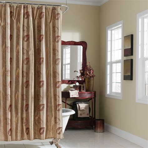 luxurious shower curtain designer shower curtains with valance