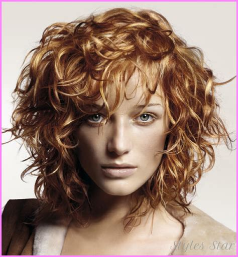Cool Curly Hairstyles by Cool Haircuts For Curly Hair Stylesstar