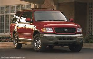 2001 ford expedition eddie bauer 2wd 5 4l v 8 ford motor company