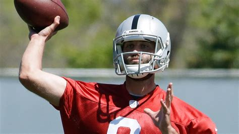 matt schaub benched matt schaub says he is disappointed that he was benched in favor of derek carr