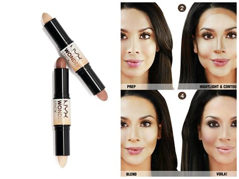 Nyx Contour Stick contouring highlighting and concealing all in one new