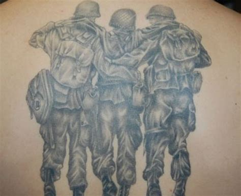 us military tattoos damn cool pictures