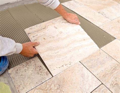 Installing Floor Tile Installing Tile Flooring Tile Flooring By Adrian Ft Worth Tile Installation Floor Tile Wall