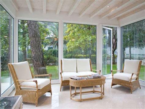 arredo verande arredare una veranda coperta foto design mag
