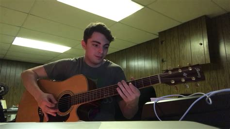 bazzi acoustic mine by bazzi acoustic cover youtube
