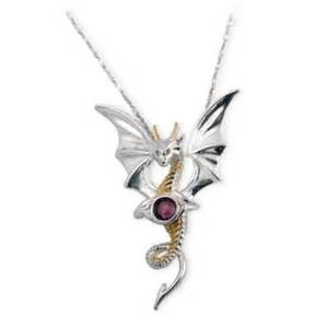 Eastgate celestial dragon sterling silver pendant necklace all other