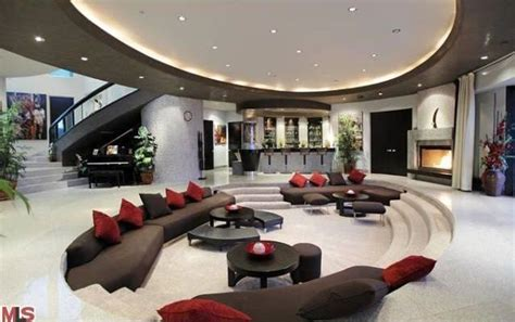 living room in mansion wonderful modern mansion living room on home design with