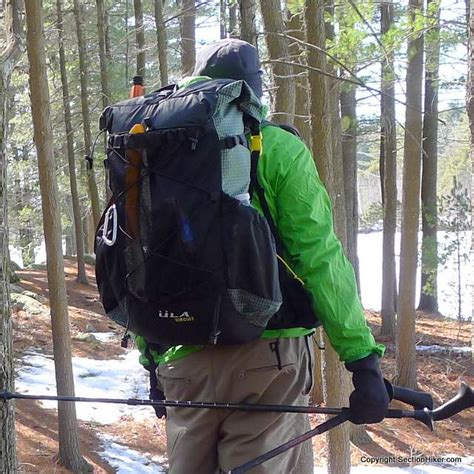 ULA Circuit Backpack Review   Section Hikers Backpacking Blog